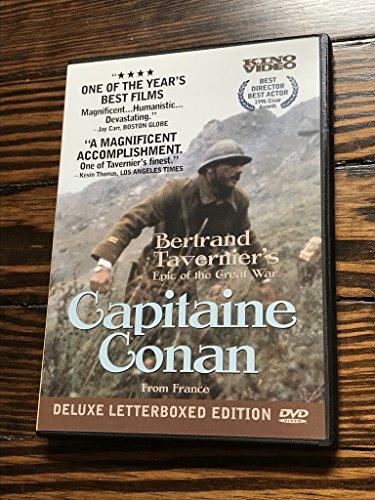 Capitaine Conan [Import USA Zone 1]