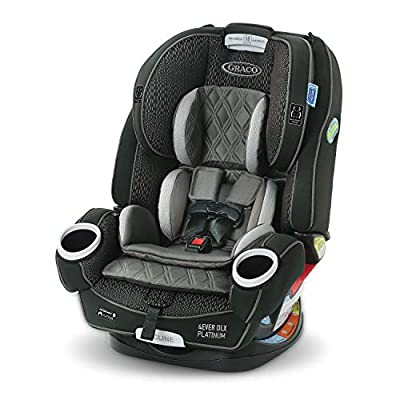 Graco 4Ever DLX Platinum 4-in-1 Car Seat, Hurley