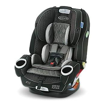Graco 4Ever DLX Platinum 4-in-1 Car Seat Hurley