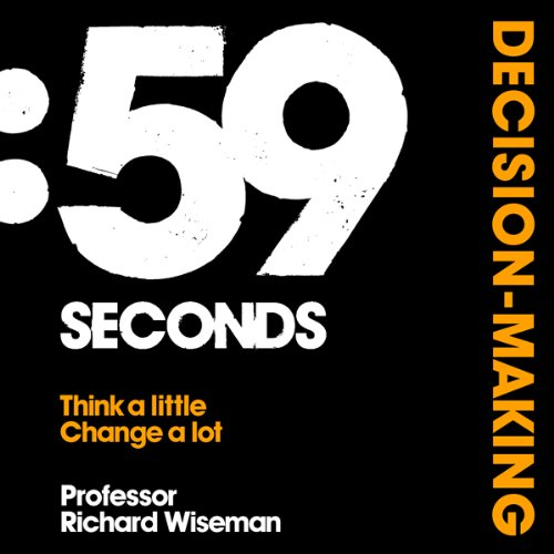 59 Seconds: Decision-Making cover art