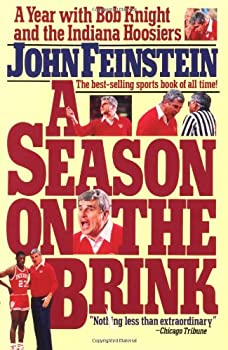 Paperback A Season on the Brink : A Year with Bob Knight and the Indiana Hoosiers Book