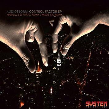 Control Factor Remix EP