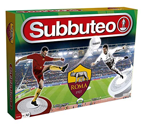 Eleven Force Subbuteo Playset AS Rom (13415)