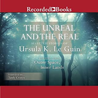 The Unreal and the Real: Selected Stories of Ursula K. Le Guin, Volume Two: Outer Space, Inner Lands                   Autor:                                                                                                                                 Ursula K. Le Guin                               Sprecher:                                                                                                                                 Tandy Cronyn                      Spieldauer: 13 Std. und 55 Min.     2 Bewertungen     Gesamt 5,0