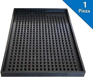 Limpro | Tapete Desinfectante Sanitizante de PVC Flexible para Calzado | 40 x 30 cm | Antibacterial |