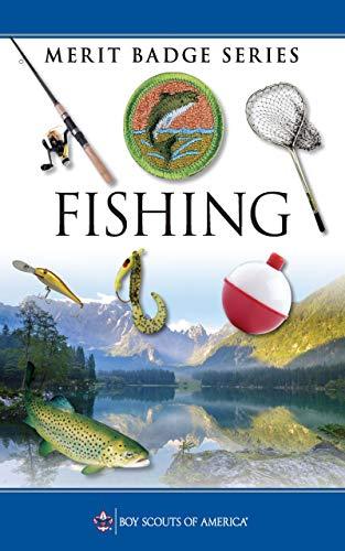Fishing Merit Badge Pamphlet