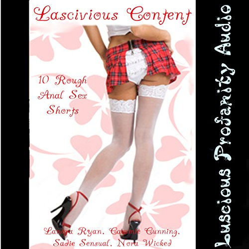 Lascivious Content audiobook cover art