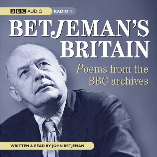 Betjeman's Britain cover art
