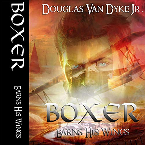 Boxer Earns His Wings cover art