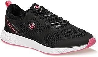 Lumberjack Harry Günlük Bayan Spor Ayakkabı-Siyah