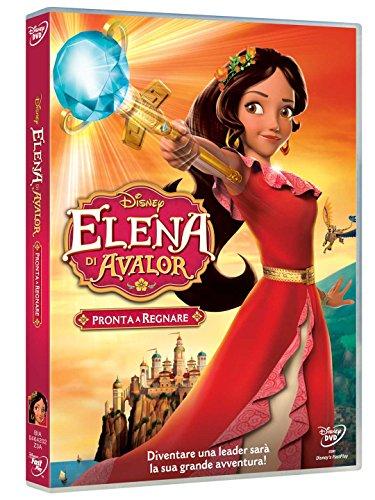 Elena Di Avalor: Pronta a Regnare (DVD)