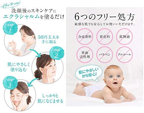 FABIUSエクラシャルムニキビニキビあと用オールインワン医薬部外品日本製