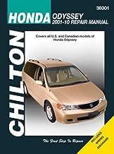 Chilton 30301 Honda Odyssey, 2001-2010