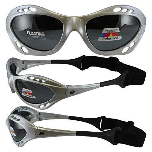 Birdz Seahawk Polarized Sunglasses Floating Jet Ski Goggles Sport...