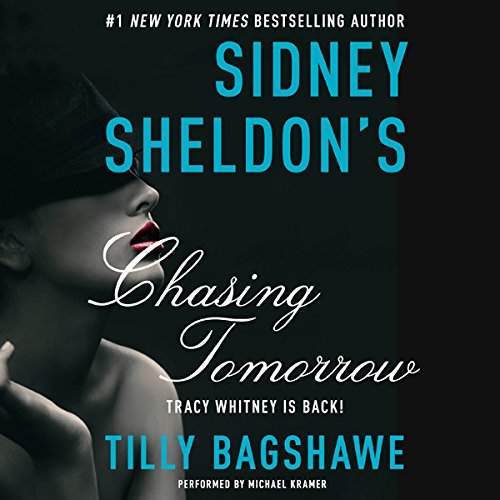 Sidney Sheldon's Chasing Tomorrow audiobook cover art
