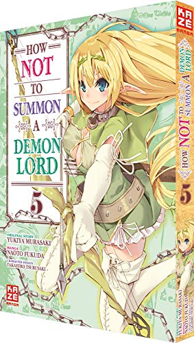 How NOT to Summon a Demon Lord – Band 5