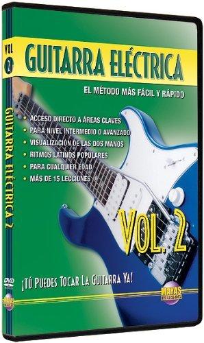 Guitarra Electrica 2 [DVD] [Region 1] [US Import] [NTSC]