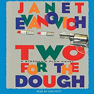 Two for the Dough audiobook cover art