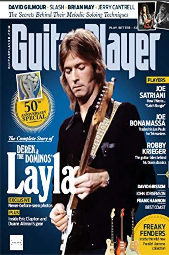 Guitar Player (English Edition)