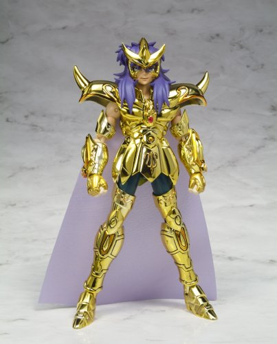 Saint Seiya Saint Cloth Myth Scorpion Milo