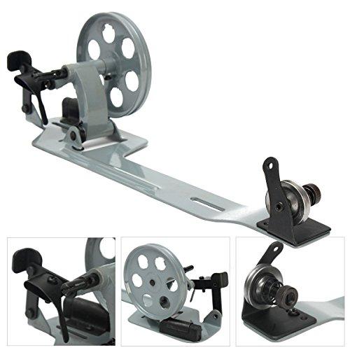 GOZAR 3 Inch Grote Bobbin Winder Hoist Voor JUKI/BROTHER/SINGER/CONSEW Industriële naaimachine