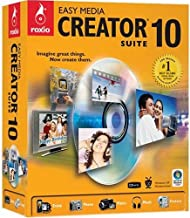 Roxio Easy Media Creator Suite 10 (OLD VERSION)