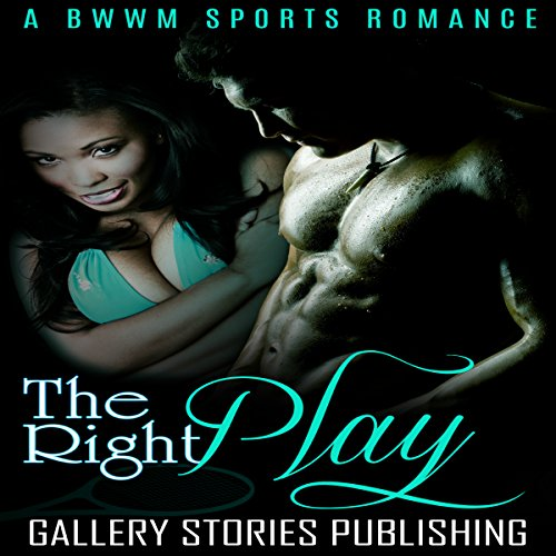 The Right Play audiobook cover art
