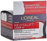 L'Oréal Paris Revitalift Laser X3 Dischetti Viso con Acido Glicolico