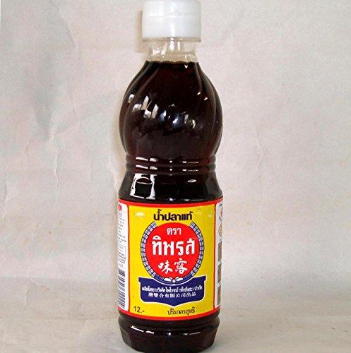 ティパロス 魚醤油 ナンプラー700ml /ポリ瓶【業務用食品】タイ産 魚露 フィッシュソース