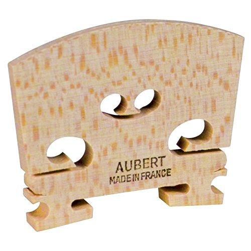 Aubert Select Aged Violin Bridg