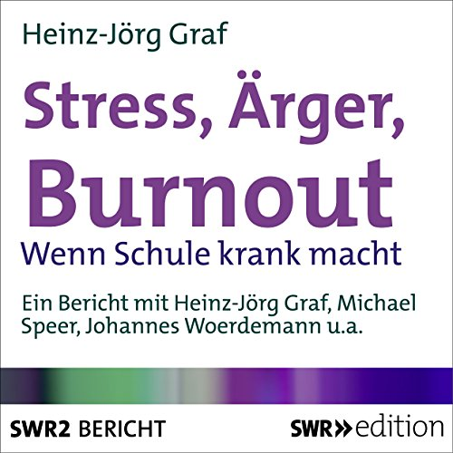 Stress, Ärger, Burnout Titelbild