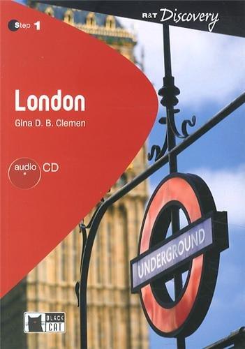 London. Con CD-ROM [Lingua inglese]: London + audio CD