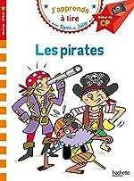 Sami et Julie CP Niveau 1 Les pirates de Laurence Lesbre