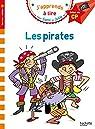 J'apprends à lire avec Sami et Julie - CP : Les pirates par Lesbre