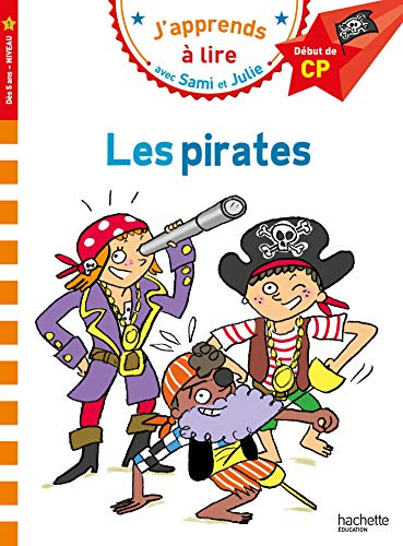 ~PDF Books~ Sami et Julie CP Niveau 1 Les pirates PDF Books