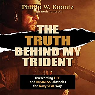 The Truth Behind My Trident audiobook cover art