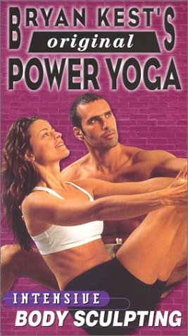 Price comparison product image Bryan Kest - Power Yoga,  Intensive Body Sculpting [VHS]