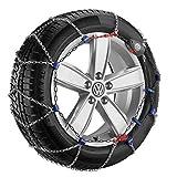 Volkswagen 000091387BD Chaîne à Neige Servo 9 pneus d'hiver 205/60 R16