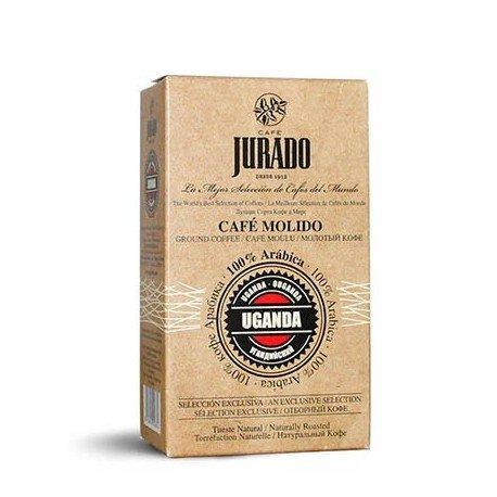 Café Jurado - Café Molido 100% Arábica - Uganda