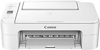 Canon 佳能 打印机 A4喷墨复合机 PIXUS TS3330 白色 Wi-Fi适用 适用于电信