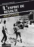 L'esprit de révolte - Format Kindle - 0,99 €