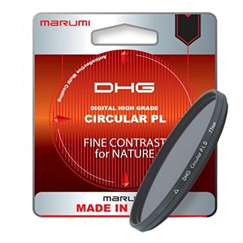Marumi 105mm DHG Zirkular-Polfilter