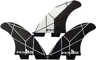 2020 FCS2 fin エフシーエスツー フィン KA PC TRI コロヘアンディーノ パフォ-マンスコア トライ [WHITE/GREY] [S/M/L] 3FIN ショートボード用 サーフボードフィン