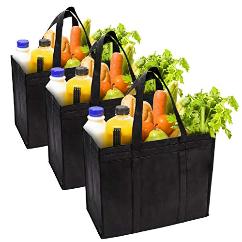 (70% OFF) Reusable Shopping Bags 3 Pack $7.20 – Coupon Code