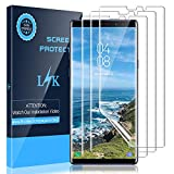 LK [3 Pack] Screen Protector for Samsung Galaxy Note 9, [Flexible...