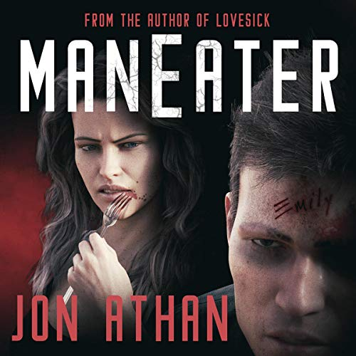 Maneater  By  cover art