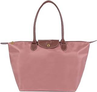 66765e27cead ZhengYue Women's Stylish Waterproof Zipper Tote Bag Handbag Nylon Travel  Shoulder Beach Messenger Bags Ladies Shopping