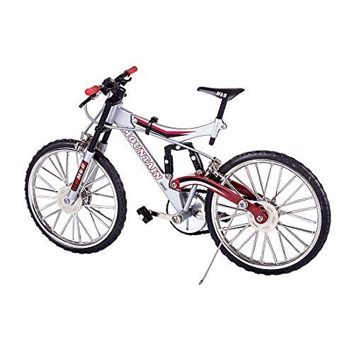 HYZM 3D Metall Bausatz, DIY Metall Fahrrad Rennrad Modellbau Kits Set Denkspiel Spielzeug Für Kinder und Erwachsene