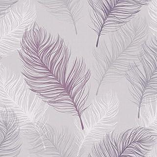 Arthouse 669803 Whisper Lavender Wallpaper, Lilac,Purple, 10 m