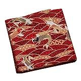 Black Temptation Style Japonais Tissus Faits à la Main Cadeaux -DIY Sac/Kimono/Couvertures Oreiller-A4